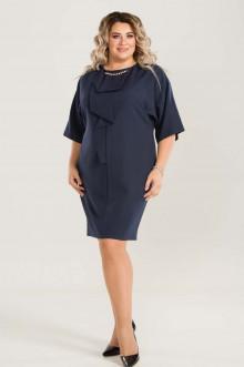 Платье 793 Luxury Plus (Темно-синий)