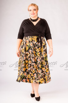 """Платье """"Артесса"""" PP03507FLW48"""